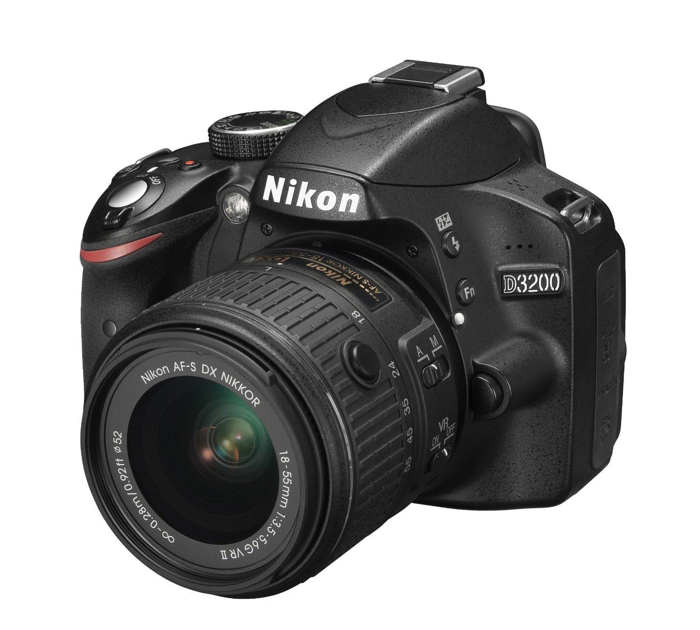 Nikon D3200 immagine
