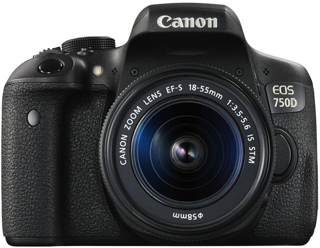 Canon EOS 750D immagine