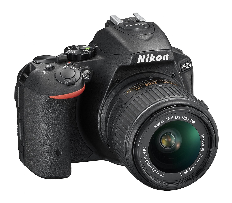 Nikon D5500 immagine